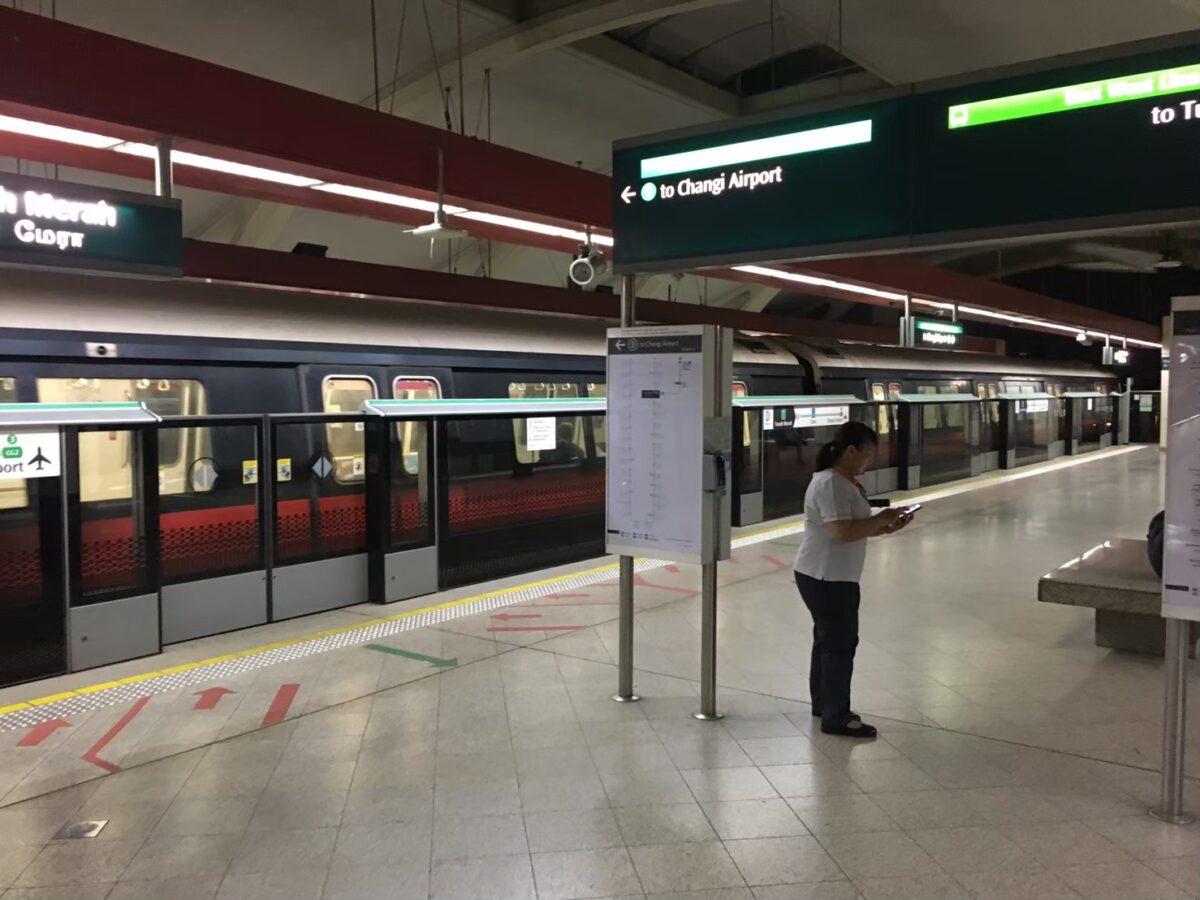 シンガポールの主要な交通手段とその料金①:MRT