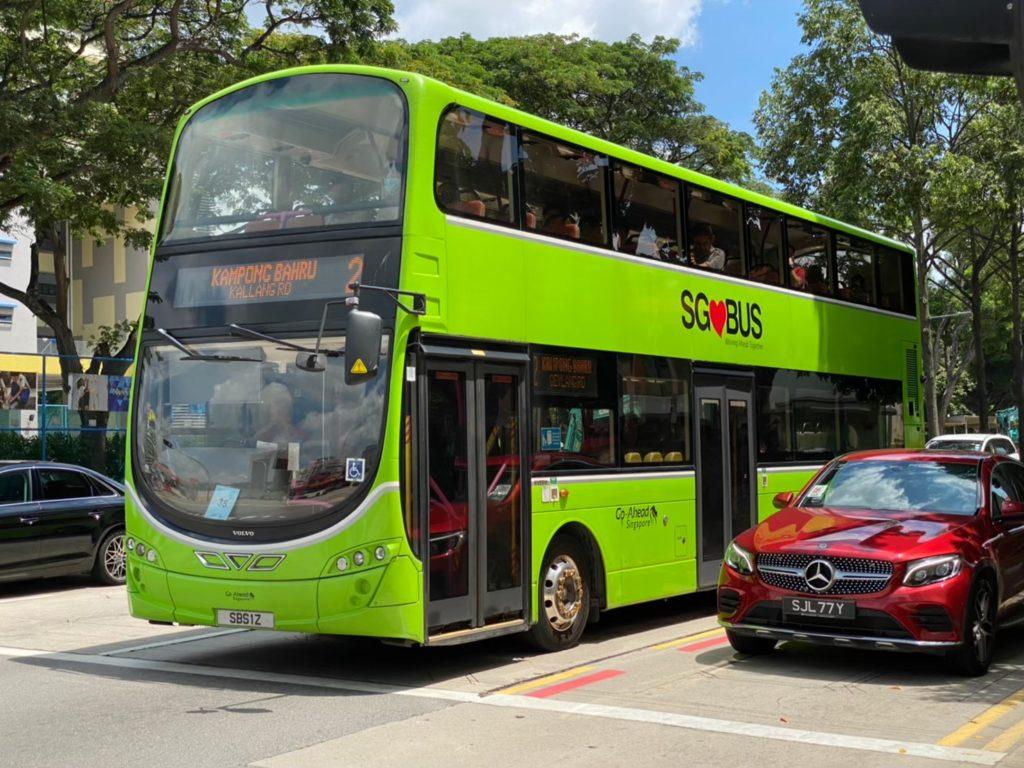 シンガポールの交通手段・料金を徹底解説します【ポイントはアプリとカード】