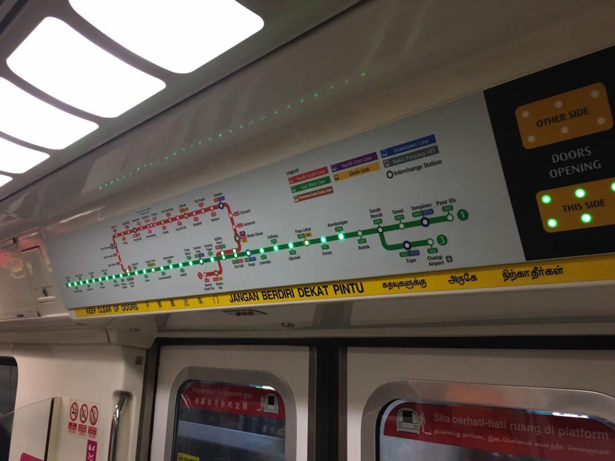 シンガポールの主要な交通手段とその料金を紹介