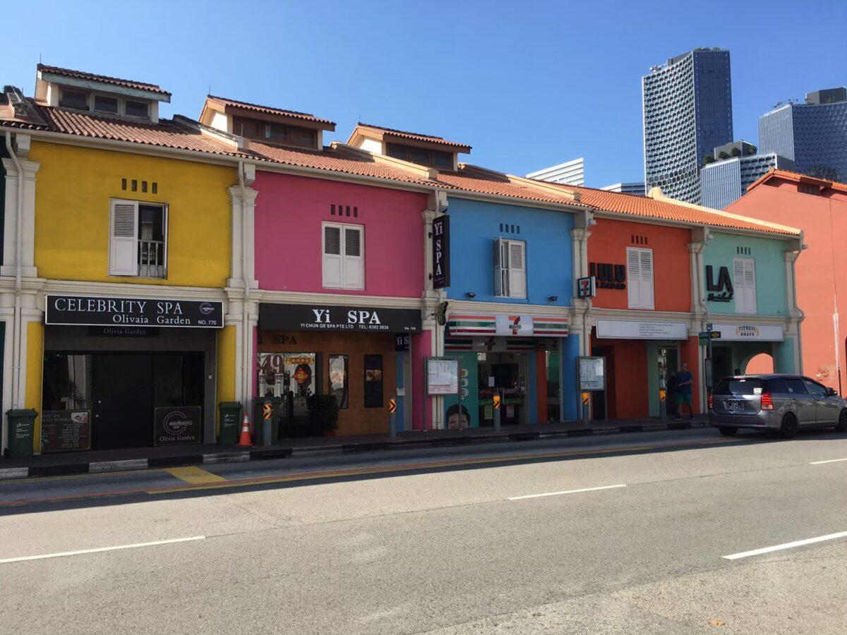 シンガポールのおすすめ観光スポット⑤:アラブ・ストリート ブギス