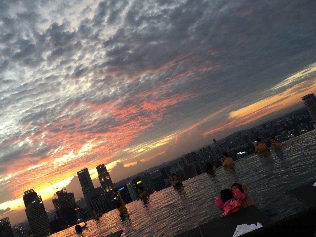 シンガポールのおすすめ観光スポット②:マリーナベイ・サンズ