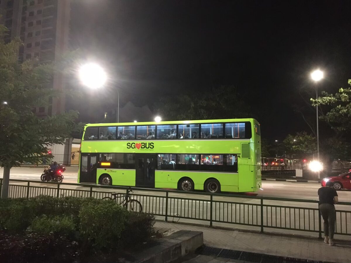 シンガポールのその他の交通手段