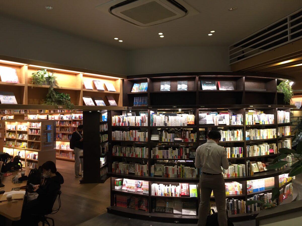 【290円で本読み放題】浦和の蔦屋書店の魅力をご紹介