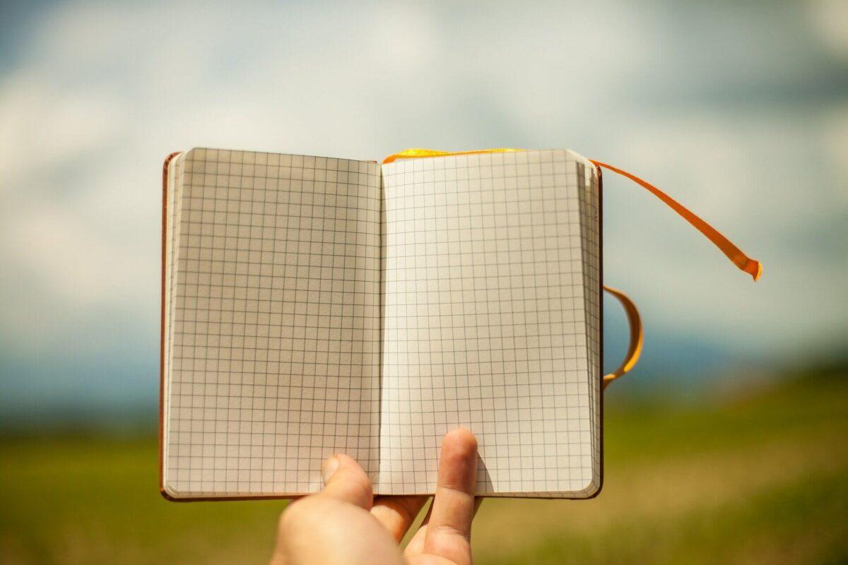 毎日日記の付け方【自己流】