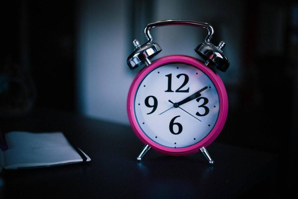 健やかな眠りを手に入れるための朝習慣